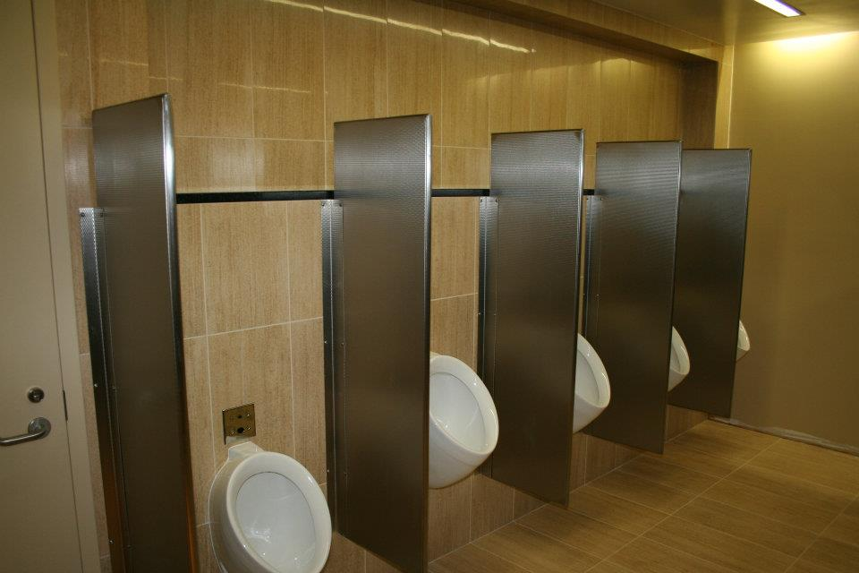 Tampa International Airport Watkins Accessories Bathroom Partitions Division 10 Specialist