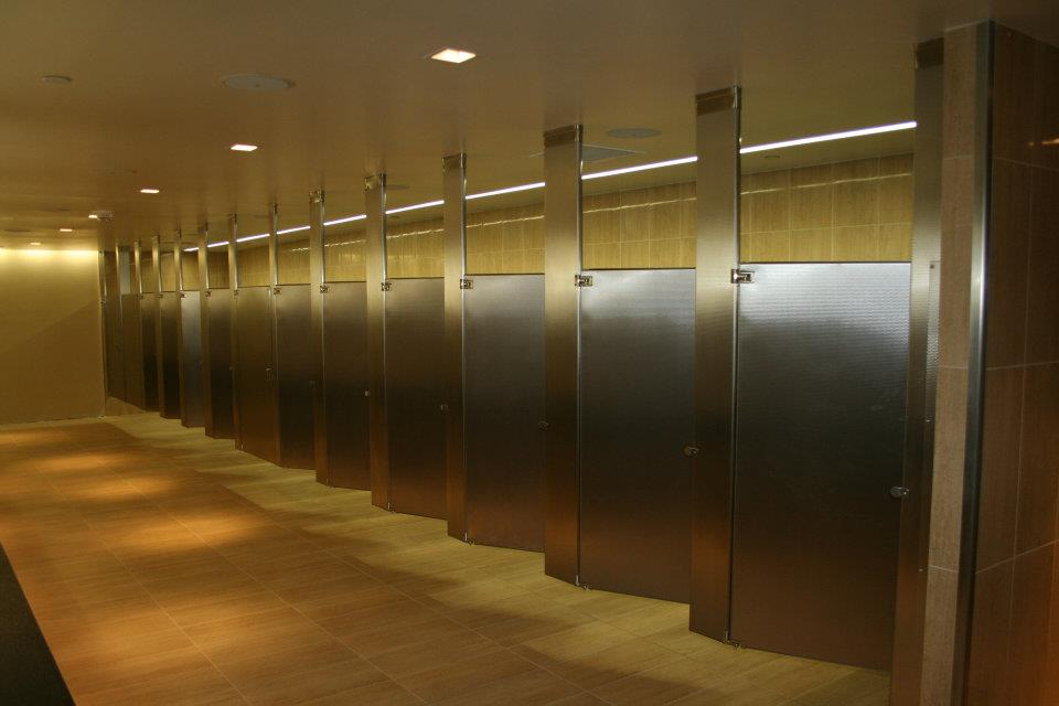 Bathroom Partitions Tampa tampa international airport – watkins accessories   bathroom