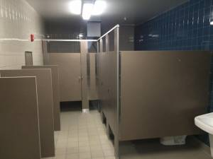 New Port Richey bathroom partition for schools